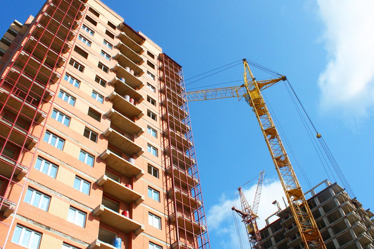 Утверждены объемы строительства жилья.